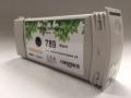 789 black compatible ink cartridges with chip for HP DesignJet L25500, L26500, L28500, L260, L280, fully compatible