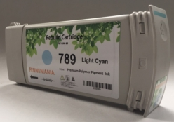 789 licht cyaan compatible ink cartridges with chip for HP DesignJet L25500, L26500, L28500, L260, L280, fully compatible