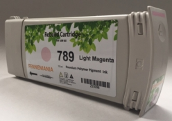789 licht magenta compatible ink cartridges with chip for HP DesignJet L25500, L26500, L28500, L260, L280, fully compatible