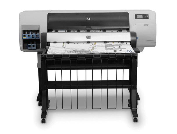 Alternatieve cartridge voor de HP DesignJet T7100 en T7200