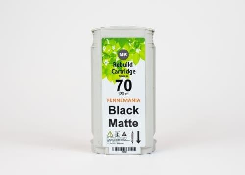 HP 70 C9448A Matte Black