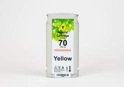 HP 70 C9454A Yellow