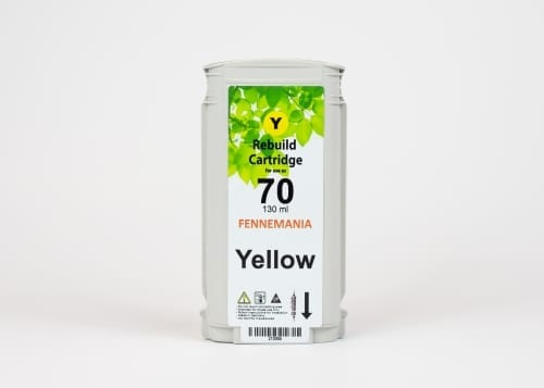 HP 70 C9454A Yellow