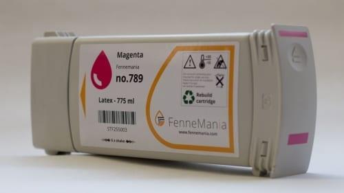 HP789 Magenta, CH617A.