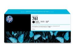 HP 761 (CM997A) inktcartridge mat zwart hoge capaciteit (origineel).