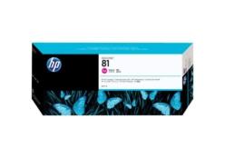 HP 81 (C4932A) inktcartridge magenta (origineel)