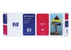 HP 83 (C4942A) UV inktcartridge magenta (origineel)