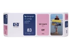 HP 83 (C4945A) UV inktcartridge licht magenta (origineel)
