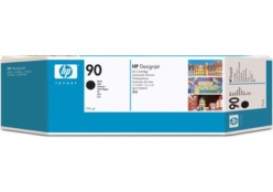 HP 90 (C5059A) Inktcartridge Zwart