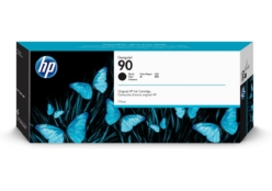 HP 90 originele ink cartridge zwart 775ml (C5059A)