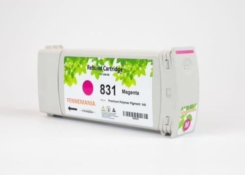 HP 831A 775-ml Magenta Latex Ink Cartridge(CZ684A)