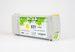 HP 831A 775-ml Yellow Latex Ink Cartridge(CZ685A)