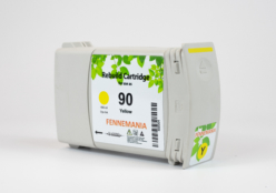 HP 90 400-ml Yellow DesignJet Ink Cartridge(C5065A)