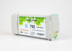 HP 789 775-ml Light Cyan Latex DesignJet Ink Cartridge(CH619A)