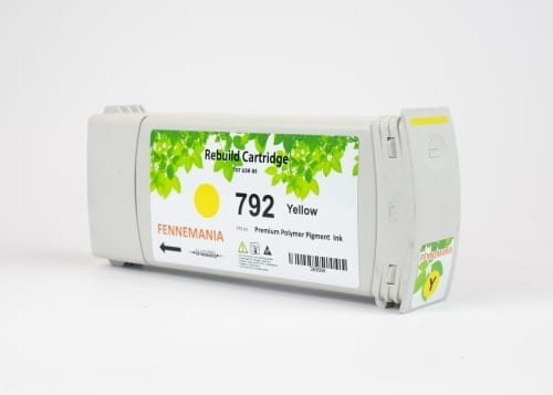 HP 789 775-ml Yellow Latex DesignJet Ink Cartridge(CH618A)
