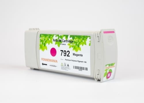 HP 789 775-ml Magenta Latex DesignJet Ink Cartridge(CH617A)