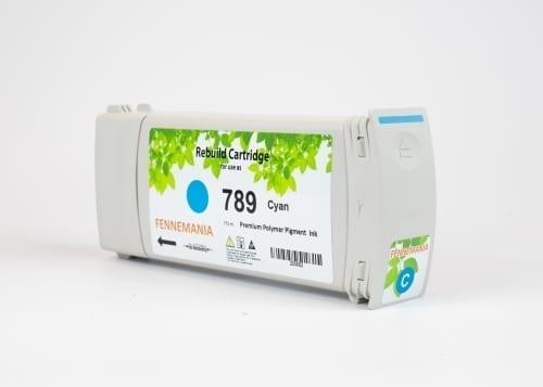 HP789 Latex Cyan CH616A