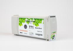 HP 771A 775-ml Matte Black DesignJet Ink Cartridge(B6Y15A)