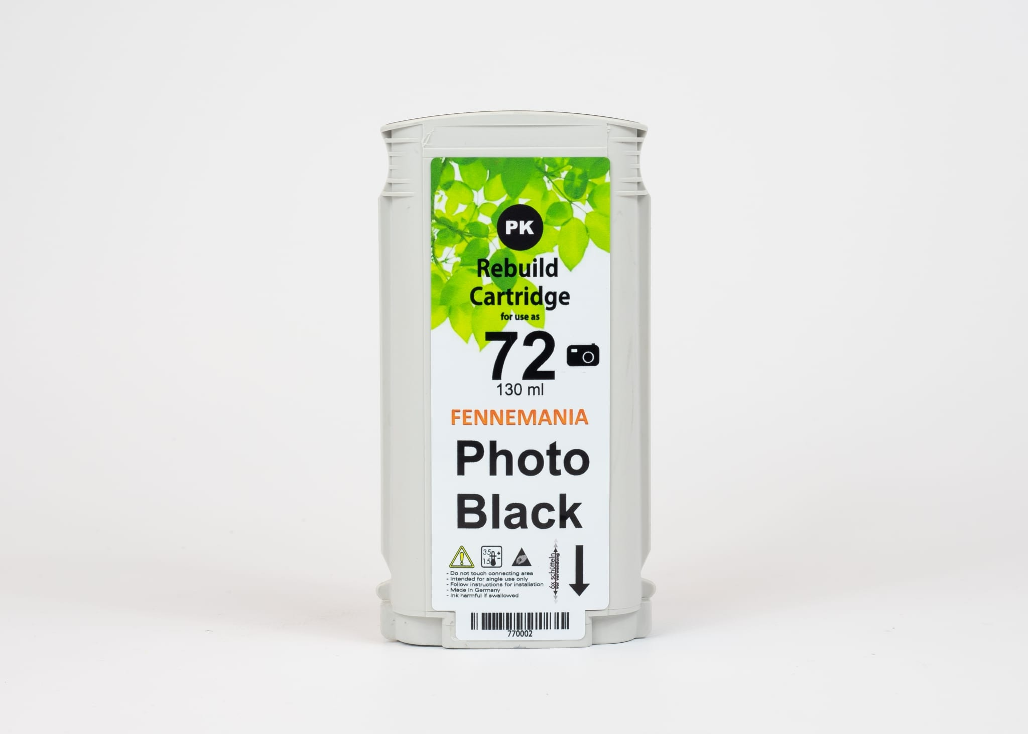 HP 72 Photo Black, C9370A