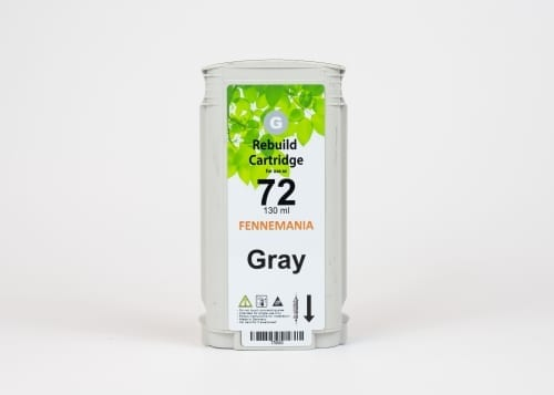 HP 72 Gray, C9374A