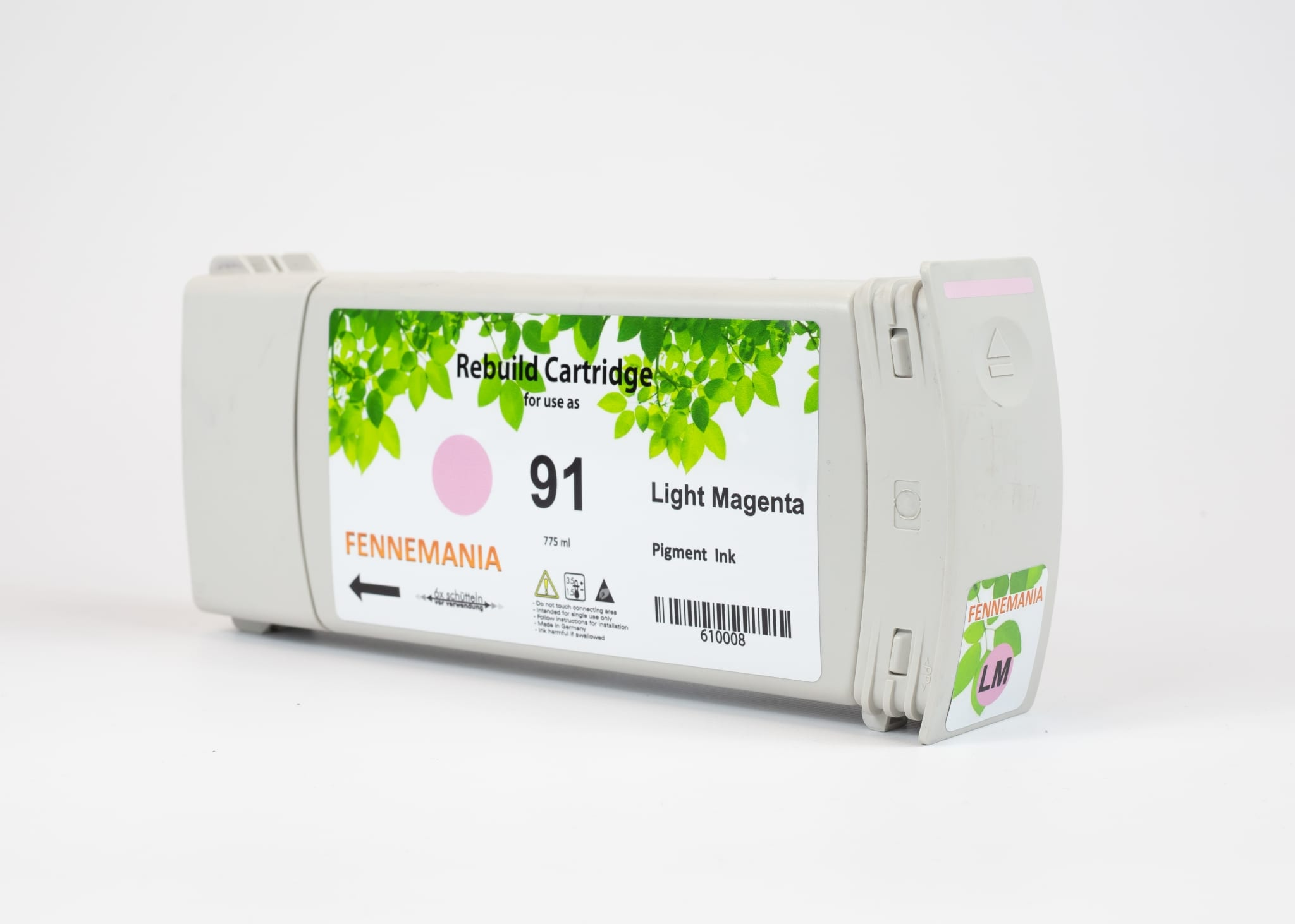 HP 91 Light Magenta, C9471A