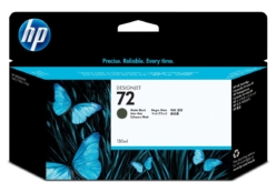HP 72 originele ink cartridge matzwart 130ml. (C9403A)