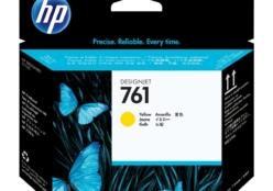 HP 761 originele printkop geel (CH645A)