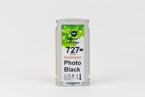 B3P23A Photo Black 130 mL HP727PK