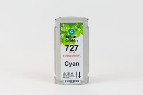 B3P19A HP727 Cyan 130 ml.