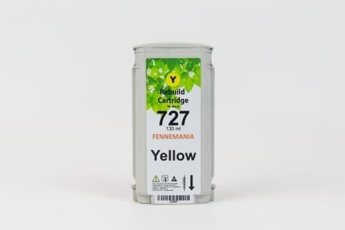 B3P21A HP727 Yellow 130 ml.