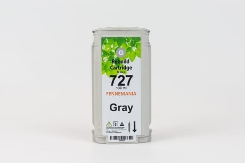 B3P24A HP727 Gray 130 ml.