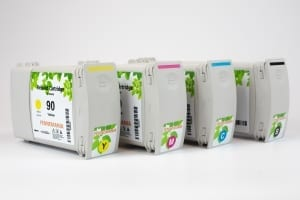 Alternatieve cartridge voor de HP DesignJet 4000 & 4500