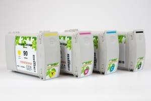 Alternatieve cartridge voor de HP DesignJet 4000 & 4500