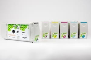 Set HP83 ink cartridges