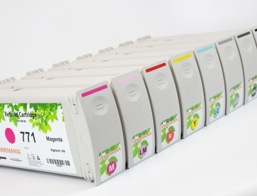 Alternatieve HP inkt cartridges