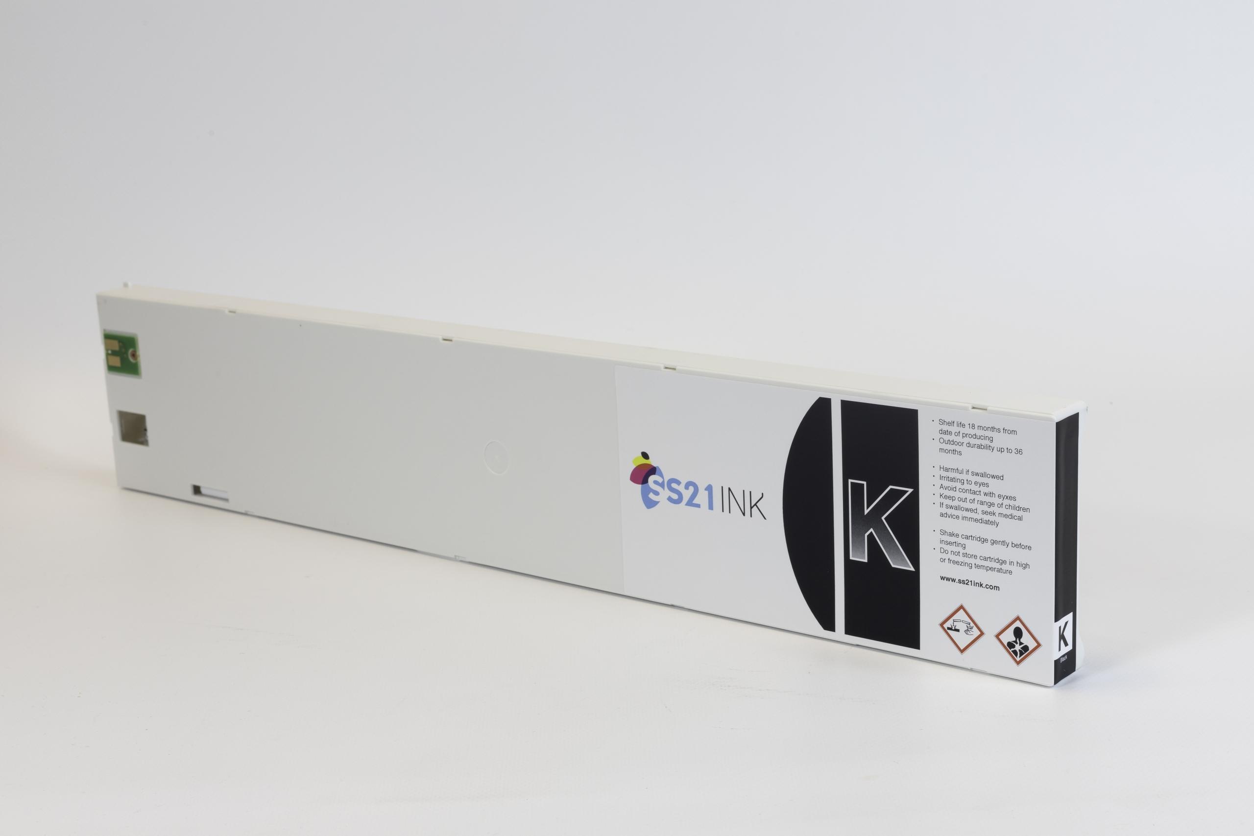 SS21 inkt cartridge Zwart (SPC-0501K)