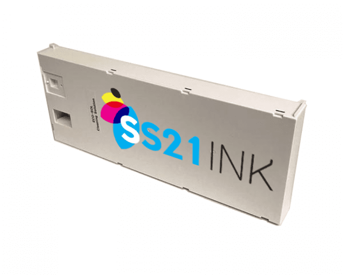 picture of SS21 Flush Solution cartridge 220ml for-Mimaki by SS21ink.com